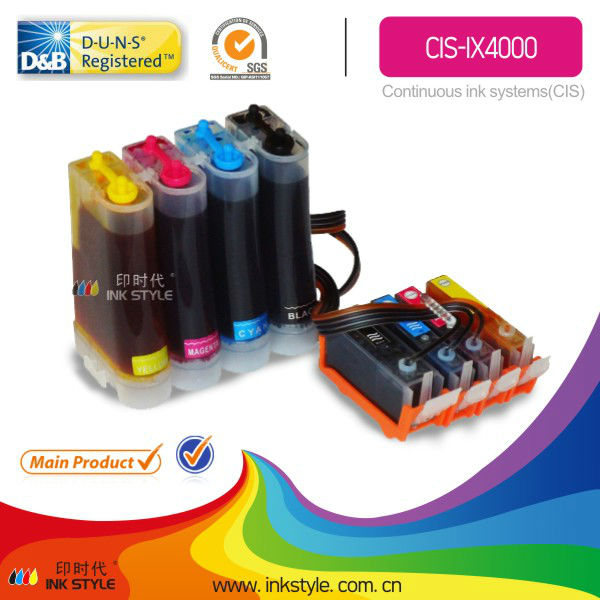 New product ! ! ciss for canon pixma MP520 ( PGI-5BK CLI-8C/K/M//Y ink cartridge )