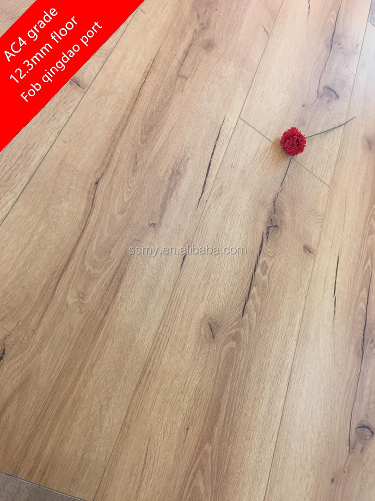 New color 8mm,11mm,12mm AC3 waterproof HDF laminate flooring