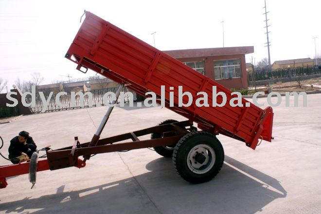 box trailer----agricultural machinery--used for farm land