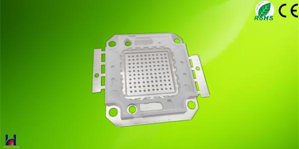 China Market CE RoHS 100w 365nm 380nm 395nm 405nm UV Curing LED Chip For Printer (3).jpg
