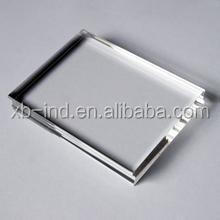 1220mm x 2440mm (2mm to 30mm thickness) Clear and colors Cast acrylic sheet