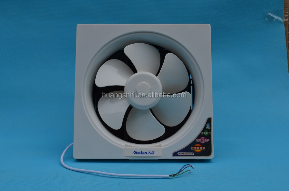 Manufacture Super High Quality Axial Fan Bathroom Exhaust Fan With Heavy Air Volum from china