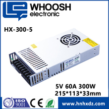 Good material dc 5v 300w 60a led mode switching power supply