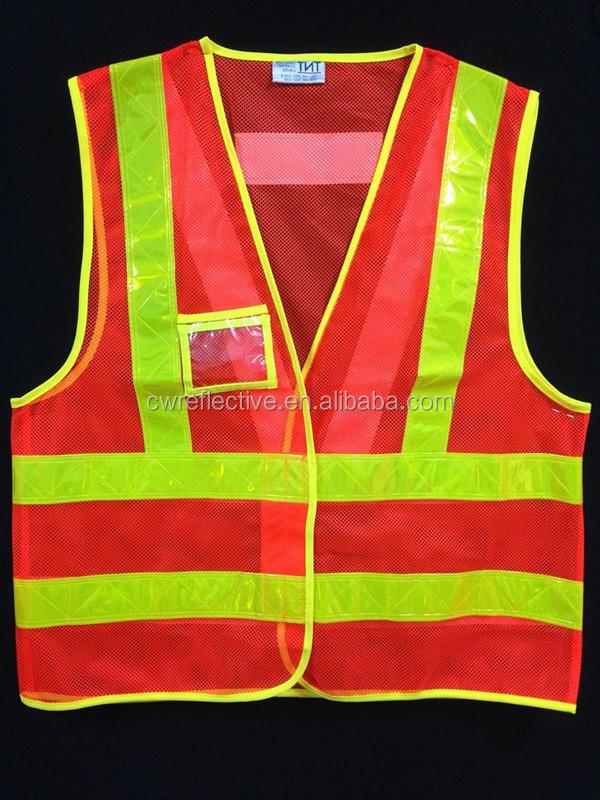 Mesh Reflective Vest/ Police Reflective Vest/ Safety Vest.jpg