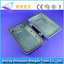 High Pressure Die Casting High Quality Outdoor Custom Metal Aluminum Electrical Enclosures for Electronics