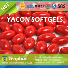 500mg Yacon Syrup Pill Tablet Soft Capsule