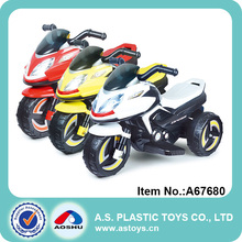 Kids Electrical Motorcycle Toy Rechargeable Power Car for Kids