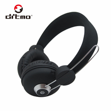 New arrival popular foldable colorful headphones with mic