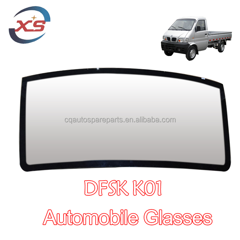dfm sokon k01 mini truck windshield spare parts