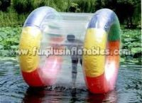 big fun inflatable wheel ball water roller ball F7005(1)