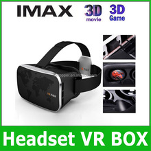 VR PARK V3 3D Virtual Reality Headset VR BOX Google Cardboard Oculus Rift DK2 Goggles Helmet for 4 - 6 inches Smartphone
