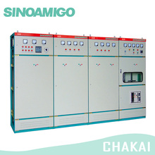 Low cubicle busbar of high voltage switchgear