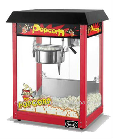 TABLE-TOP POPCORN MACHINE