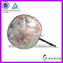 chinese traditional handicrafts round fan (QL-3035)