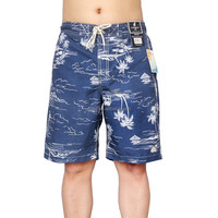 stylish quality 100% micro fiber twill polyester sexy cargo men swim shorts
