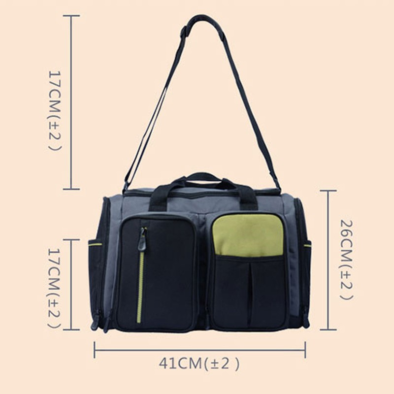 mommy bag for man with handle and strap from guangzhou