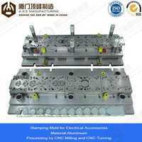 Xiamen A.S.E OEM Manufacturing Mold Parts for main products of france