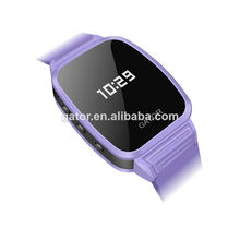 2014 newest waterproof IP67 child tracker anti kidnapping gps tracker Caref Watch