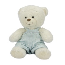 China factory price 100% PP Cotton Realistic Modeling Soft Toy For Gift kid's favorite plush bear toy
