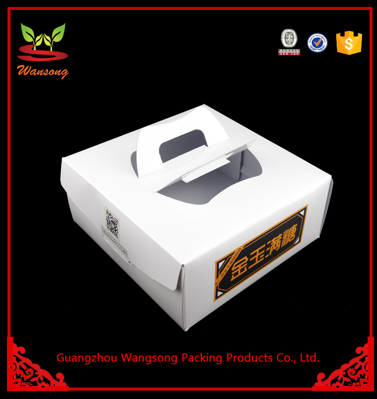 customized wedding cake boxes,cheese cake box ,food packaging box