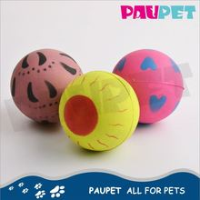 Professional manufacture factory directly dog toy teeth ball