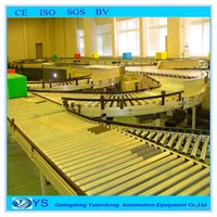 conveyor roller chain for packing line
