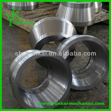 Precised cnc forging shaft sleeve, OEM parts cnc turning parts, cnc machining parts