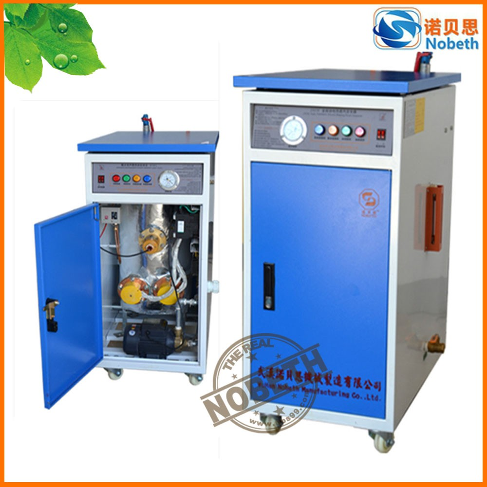 20M T PC Beam Nobeth 24KW Electric Steam Boiler for Curing Concrete