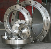 ANSI ASME B16.5 Class 150 to 2500 lbs Slip on plate pad RF FF RTJ carbon stainless alloy steel pipe flanges made in China