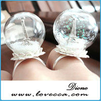 New promotional product wholesale glass domes christmas decoration