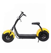 Mini cool YIDE scooter 500w 48V 2 wheel electric bikes citycoco motorcycle