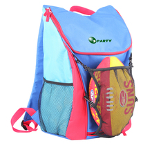 Designer smart student backpack promotional basketball backpack