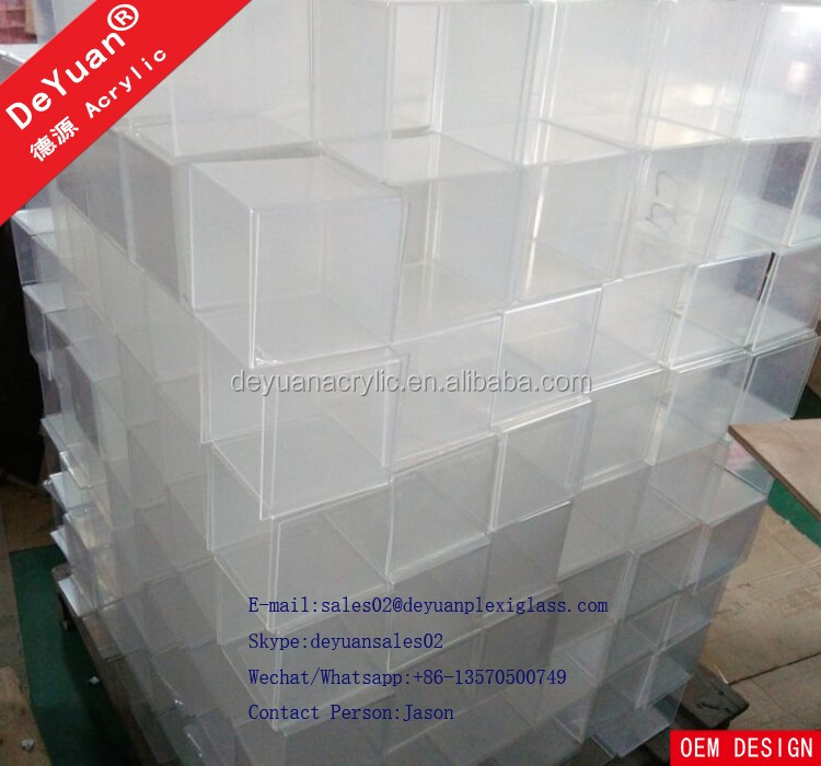 Acrylic Stage Riser Stand For Shoes/ Rack Display Wholesale