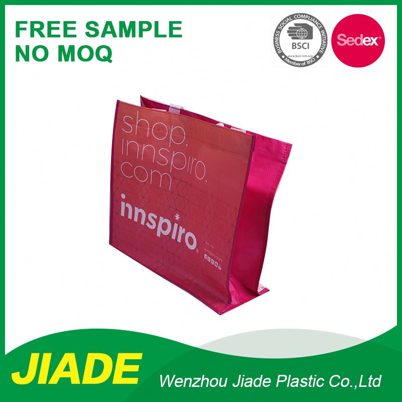 Eco-friendly Wholesale Non Woven Custom Printed Waterproof Custom Made Printed Logo Paper Shoping Bag