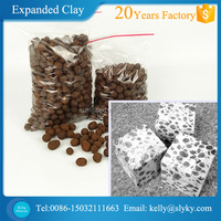 4-10mm Lightweight Expanded Clay Aggregate for Concrete Wall
