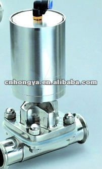 Sanitary Pneumatic Actuator Diaphragm Valve