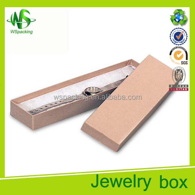 2017 fashionable gift box for watch gift box packaging
