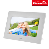 7'' HD TFT LCD Picture Album viewer Remote Digital Photo Frames