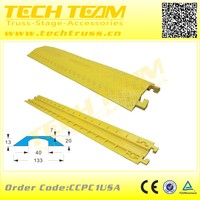 1 channel cable protector ramp