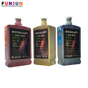 Best Quality Eco Solvent Ink For DX5 DX7 Head