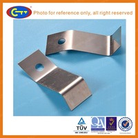 China Aluminum mobile spare part, sheet metal bending accessories for machine