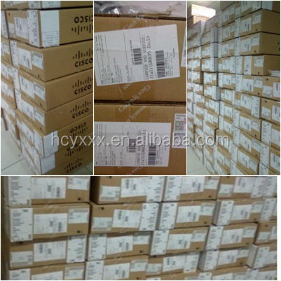 WS-C2960S-24PD-L fiber optic ethernet sealed box packing switch