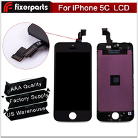 Mobile phone display for iphone 5c, factory price for iphone 5c lcd touch screen with digitizer assembly