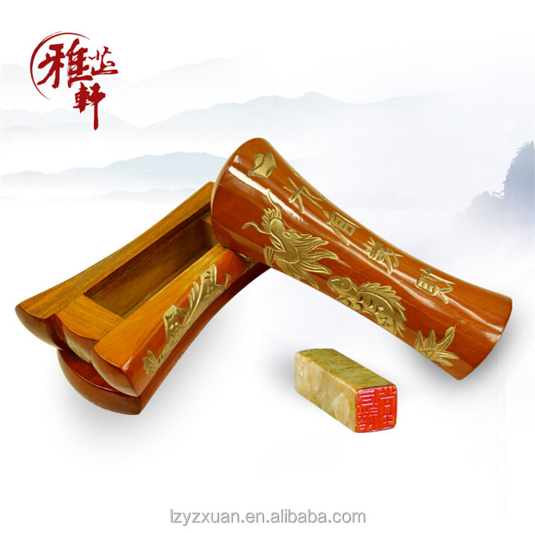 Wood cutting finish coffin decor handicraft product making wooden sculpture
