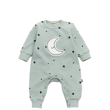 Wholesale Fashion Newborn Baby Clothes Girls Boutique Clothing 2018 Baby Romper