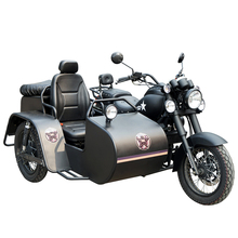 2018 The three-wheel gas adventure motorcycle sidecar for sale