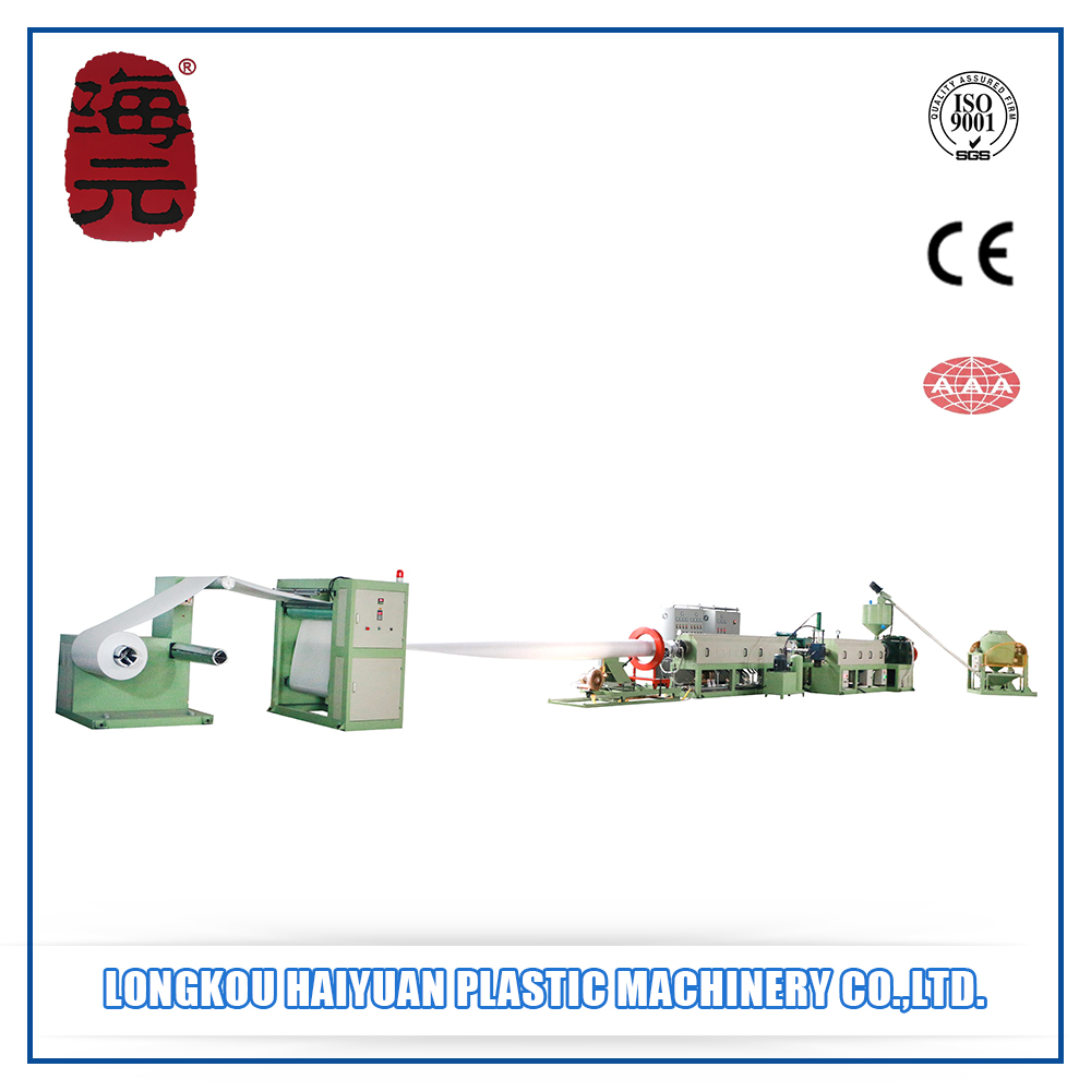 China Professional Polystyrene Sheet Production Line