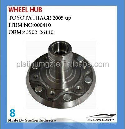 toyota hiace wheel hub bearing 43502-26110