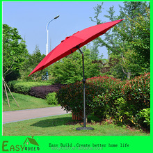 2.7m hd designs outdoor furniture umbrella