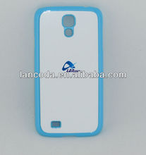 Sublimation Rubber Phone Case for Samsung Galaxy S4 i9500,Different Colors Available